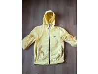 Lyle and scott yellow jacket