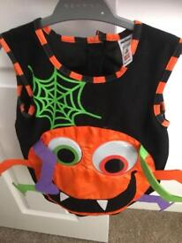 Halloween spider outfit