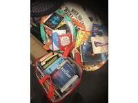 Job lot over 100 books