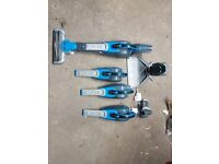 Job lot cordless black and decker duster busters