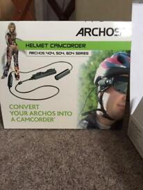 Archos helmet camcorder