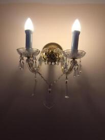 Light fittings (wall)