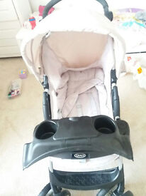 Graco Mirage Pushchair Travel System(NEW)