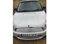 Mini cooper D 63 RegDiesel 12 months MOT no advisories