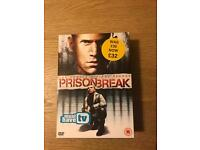 Prison Break First Season DVD box set