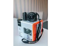 Sony a5100 Mirrorless Camera with 16-50 mm f/3.5-5.6 Lens PLUS Accessories