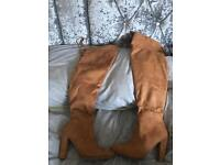 Knee high Boots Size 3