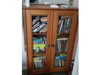 Ikea CD DVD cabinet