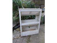 Vintage Enamel Tala Vegatable rack