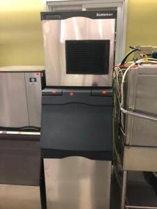 BRAND NEW AND USED ICE MACHINES