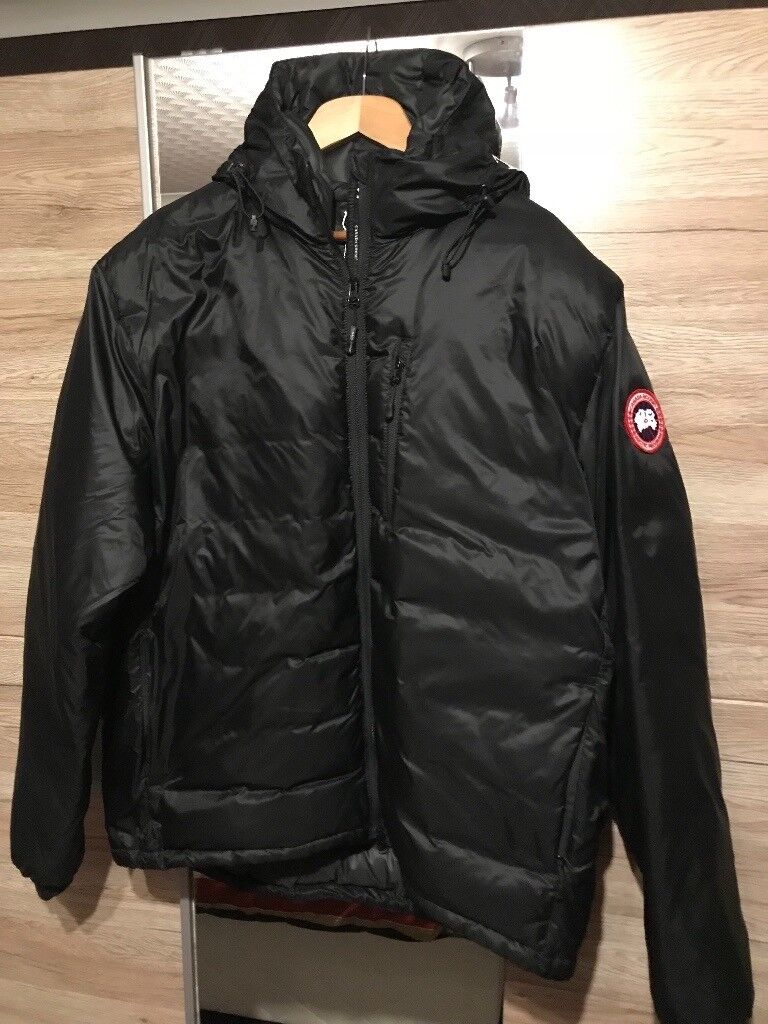 100% Genuine Canada Goose Lodge Hoody Jacket in Size XXL or 2XL Excellent  Condition. 6dfce357e