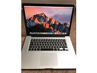 MacBook Pro Retina 15.4 inch late 2013