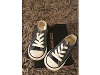 Converse brand new kids trainers