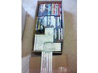ps3, wii &pc games x 70