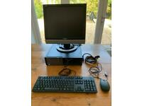 Dell Optiplex 7010 computer and accessories for sale