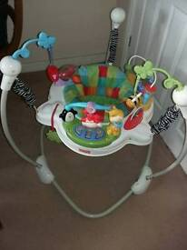 Fisherprice Discover and Grow Jumperoo/ bouncer