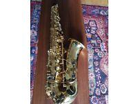 Yanagisawa 901 alto sax in good condition