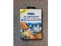 R-Type Sega Master System Game