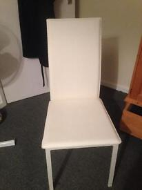 Brand new Dining chairs X4