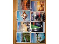 8 X Free lonely planet magazines.