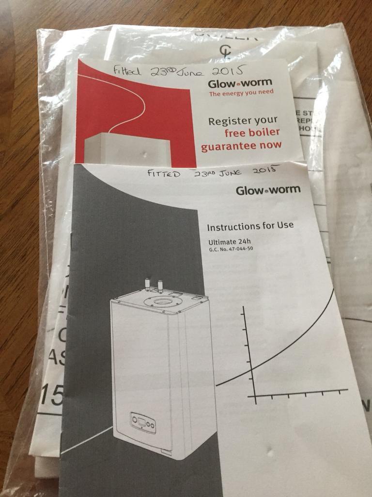 Old Fashioned Glow Worm Ultracom 38cxi User Manual Motif ...