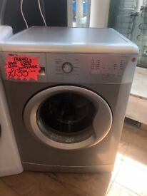 BEKO 8KG BASIC USE WASHING MACHINE IN SILIVER