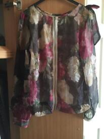 Ladies summer jacket size s/m