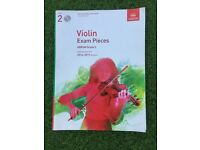 Violin ABRSM Grade 2 - book of exam pieces (2016 - 2019 syllabus)