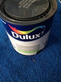 Dulux Natural Slate paint