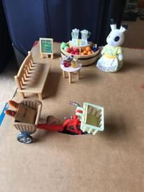 Sylvanian Families Juice and Jam Bar Set