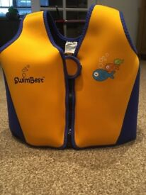 Swimbest Swim Jacket/Vest (3-6 years)