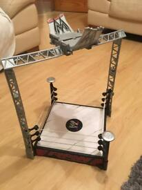 WW wrestling Ring