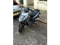 Piaggio typhoon 2013 50cc low mileage