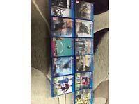 11 PS4 Games £80