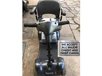 Mobility scooter 3 mth warranty