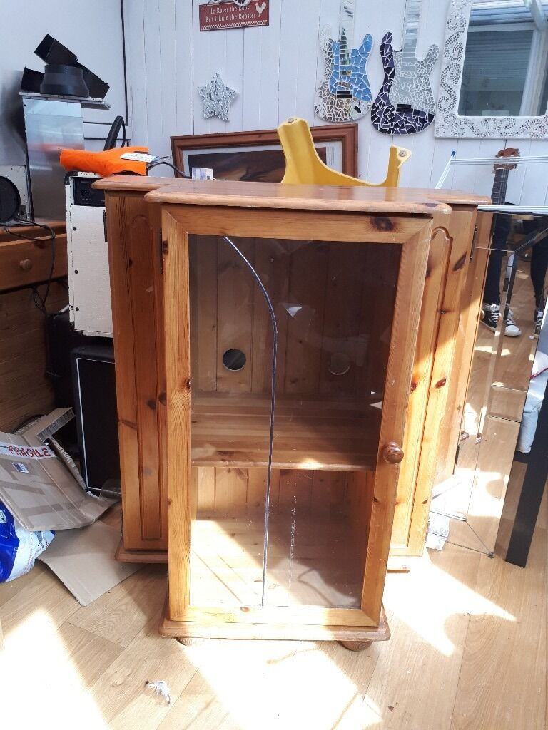 Pine CD/DVD cabinet storagein Southampton, HampshireGumtree - Pine CD/DVD storage cabinet, can also hold stereo system. It ok condition, could do with a clean up. Measure 38 inches high and 31 inches wide. £20 ono