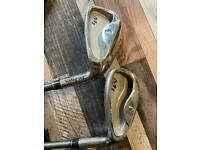 Ben Sayer M1 Golf clubs
