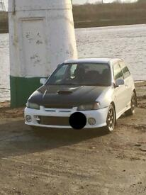 Glanza carbon fibre bonnet