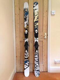 Apo Skis 166cm