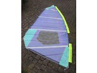 Vinta 6.3 m windsurf sail