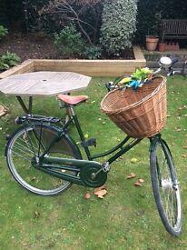Pashley princess bike - regency green