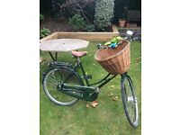 Pashley princess bike - regency green