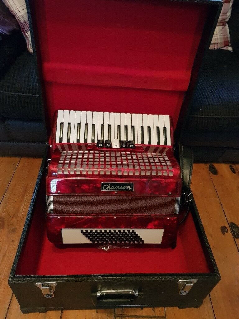 Chanoon piano accordion | in Bungay, Norfolk | Gumtree
