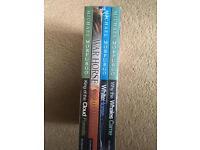 Micheal morpurgo war horse +3 books brand new sealed