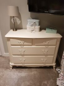 Laura Ashley Provencale Chest of Drawers