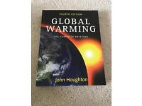 Global Warming - The Complete Briefing (John Houghton) 4th Edition
