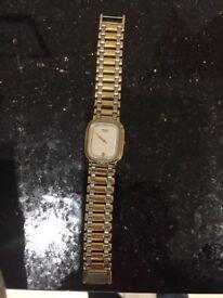 Men's classic sekio quartz watch