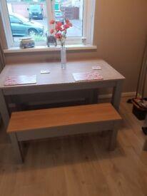 Next at home malvern bench set
