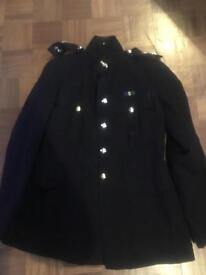 Men's army officers jacket