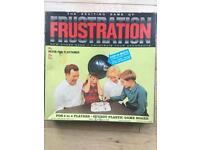 Vintage Frustration Board Game